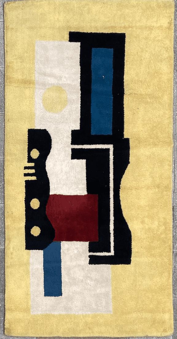 Fernand Léger - Tapis Jaune 9 auctionlab 0
