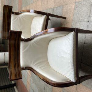 Paire de fauteuils Colber International
