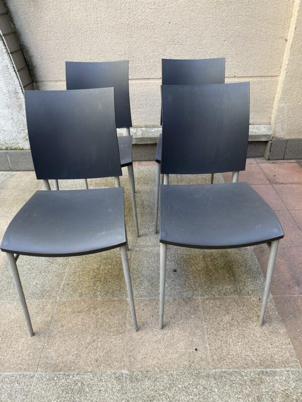 Philippe STARCK - Série de 4 chaises,