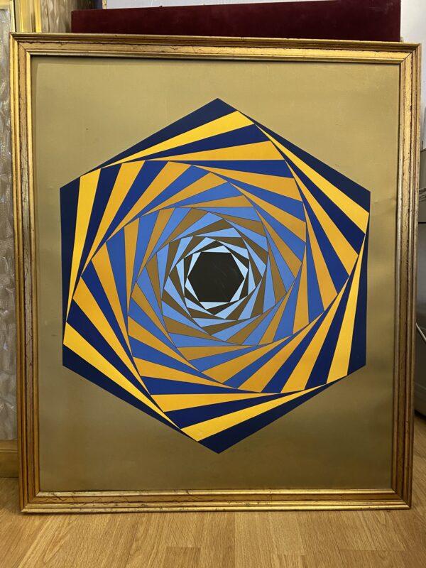 Vasarely -–- Kinetique-11