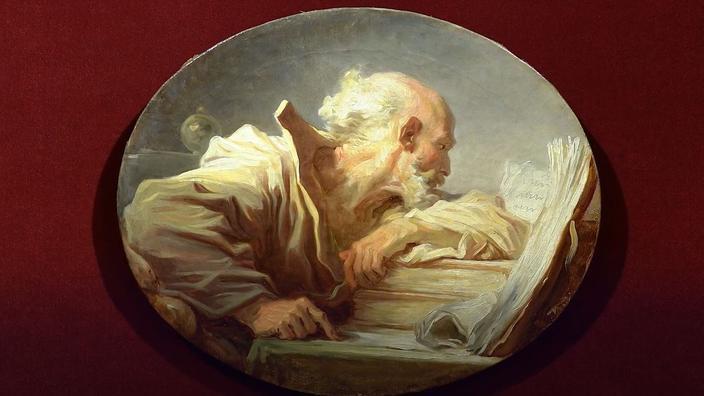 Découverte d'un portrait de Fragonard disparu depuis 200 ans