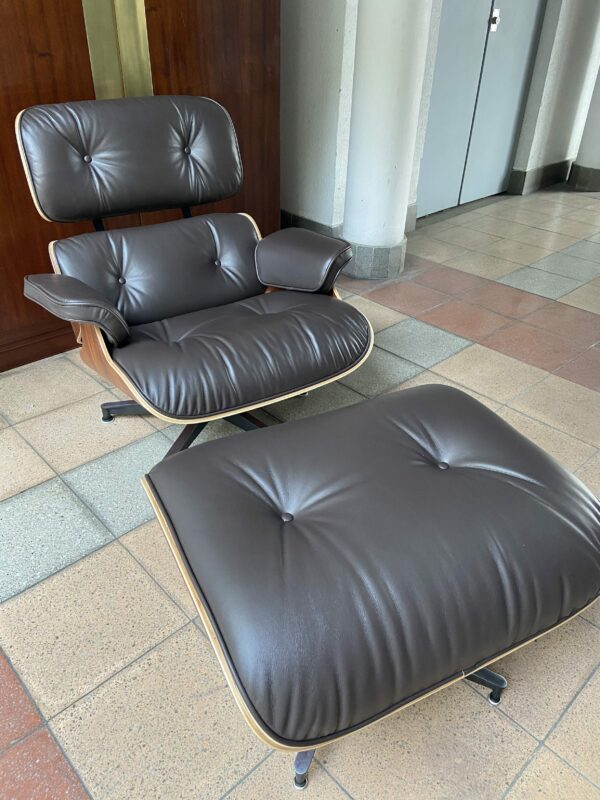 Charles EAMES - Lounge chair and ottoman