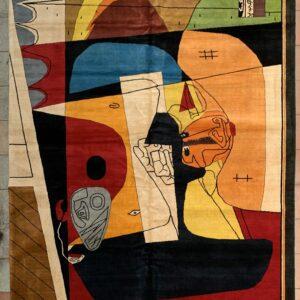 D'après le Corbusier - Tapis