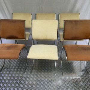 oris Tabacoff - 6 chaises