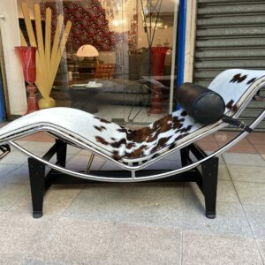 Chaise longue LC4 Poney - Le Corbusier et Charlotte Perriand