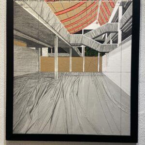 Project for Museum Würth - Christo
