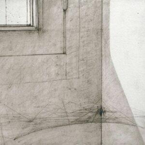 François Xavier lalanne - l'araignée - lithographie
